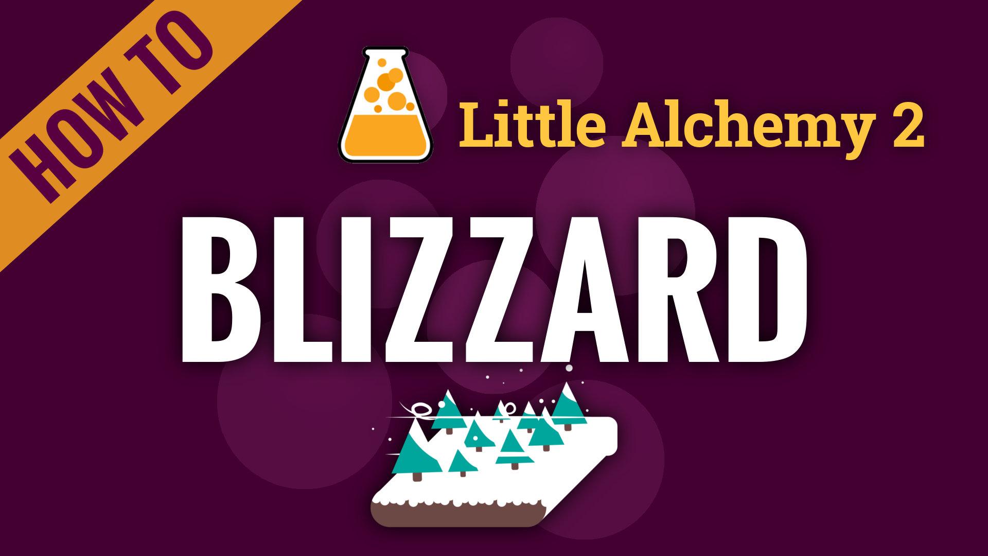 blizzard  little alchemy 2 cheats