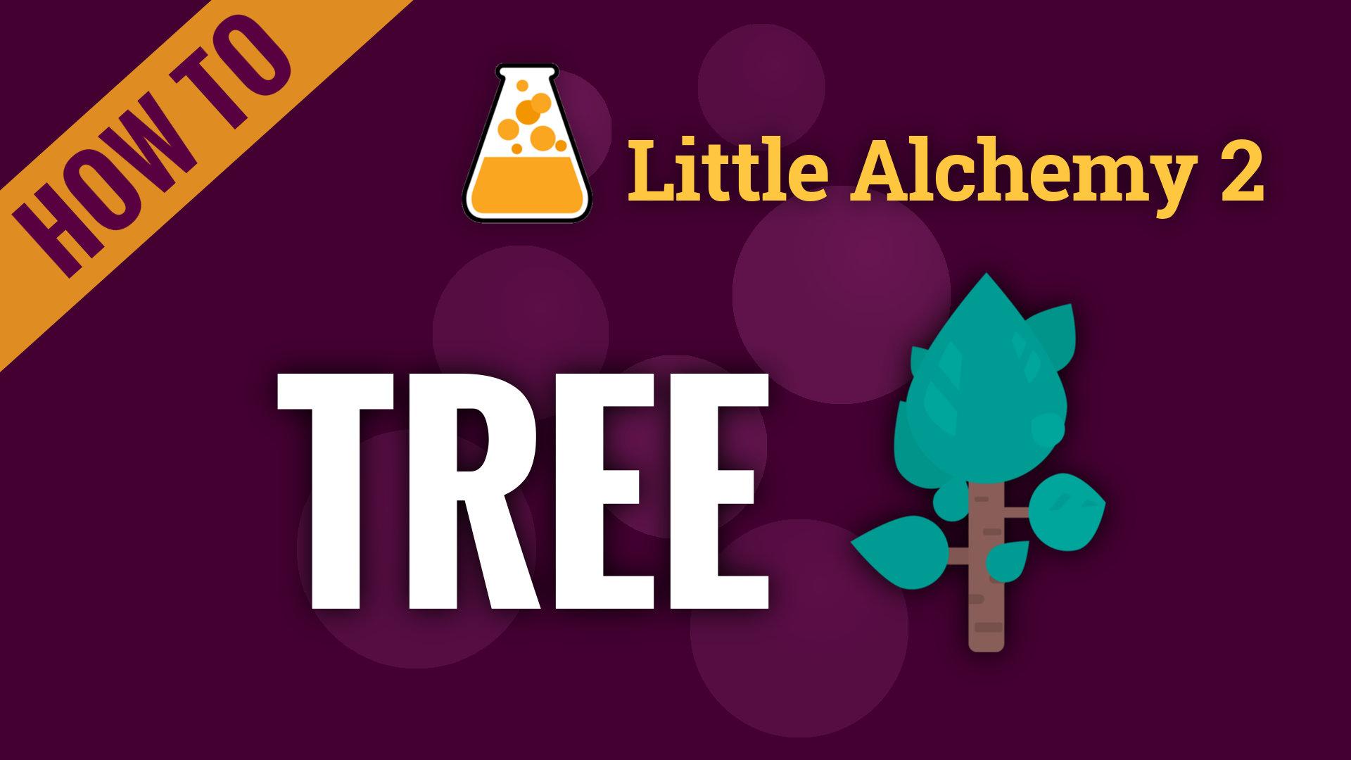 Tree Little Alchemy 2 Cheats